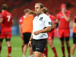 Berry to take charge of PRO14 final | News Article