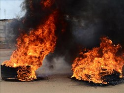 Protesters torch Rustenburg mayor's house | News Article