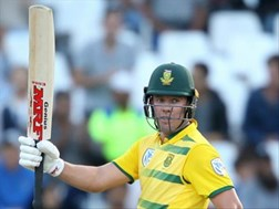 AB calls it a day on Proteas career | News Article