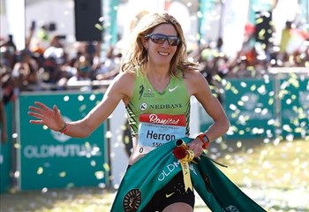 Defending champ, Herron, withdraws from Comrades | News Article