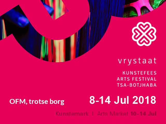 Vrystaat Arts Festival 2018