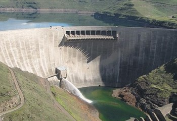 SA water minister off to see Lesotho Highlands Water Project progress | News Article