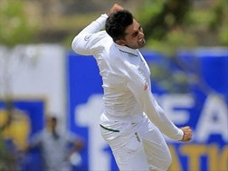 Shamsi back for must win test | News Article