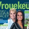 Vrouekeur - Die een met  Zelda & Tracey op die voorblad  | Blog Post