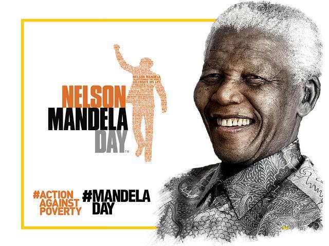 CMG Nelson Mandela Day Drive