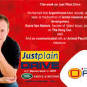 The Best Of Just Plain Drive 6 - 10 August 2018  | Blog Post