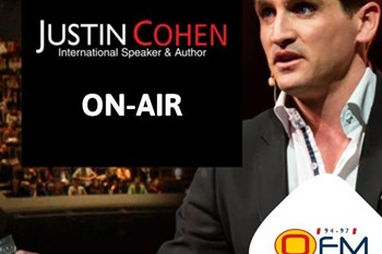 Business Tips with Justin Cohen - Being a great salesperson  | Blog Post