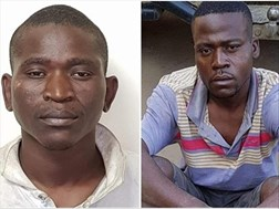 Two escaped convicts on the run  | News Article