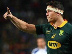 Boks Rugby Championship test begins | News Article