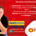 The Best Of Just Plain Drive 13 – 17 August 2018 | Blog Post