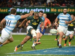 Boks expect physical onslaught in Mendoza | News Article