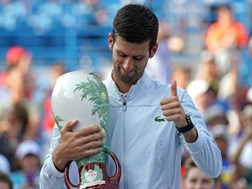 Djokovic completes career golden masters | News Article