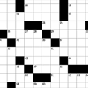 Just Plain Drive: An interesting chat to a Crossword puzzle designer.    Blog Post