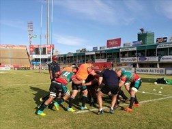 Griquas shuffle pack for WP | News Article