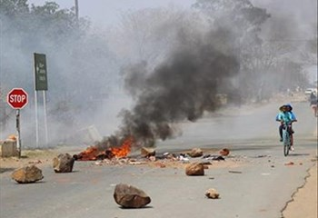 Protesters arrested in Koffiefontein - PHOTO GALLERY | News Article