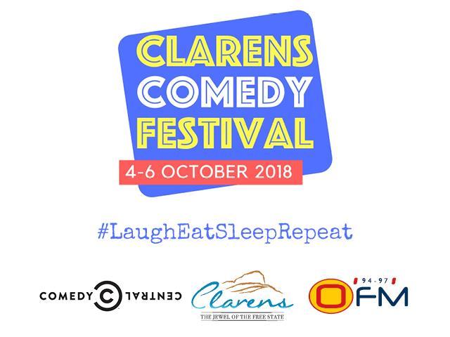 Clarens Comedy Festival 2018