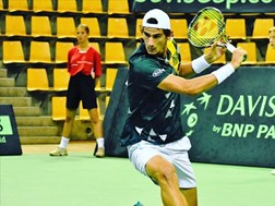 Double win for tennis youngster Harris | News Article