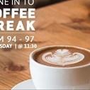 Coffee Break with James Kilbourn  | Blog Post