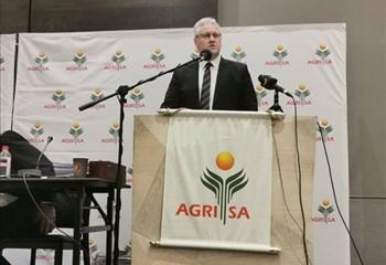 Landbounuus-podcast: Agri SA ondersteun Ramaphosa se doelwit | News Article