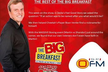 -TBB- The Best of The Big Breakfast 7-11 October | Blog Post