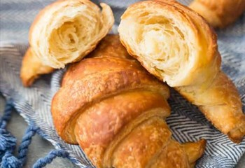 Your Weekend Breakfast Recipe - Easy Homemade Croissant Recipe | News Article