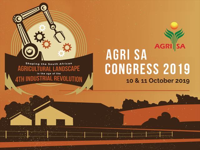 Agri SA Conference 2019