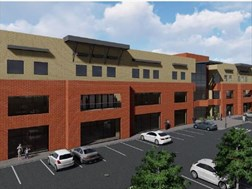 Groundbreaking new development at Old Greys | News Article