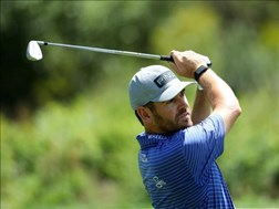 """Oosthuizen overcomes illness to lead """"Africa's Major"""" 