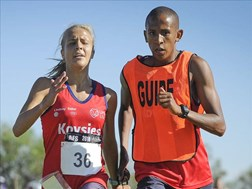WATCH: Louzanne run in World Champs final at 17:41 | News Article