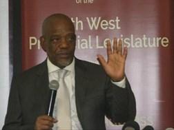 NW Premier urges fight against corruption  | News Article