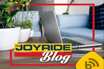 The Joy Ride - Rooi Rose December 2019 | Blog Post