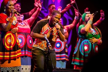 #MidMorningMagic: Soweto Gospel Choir | Blog Post