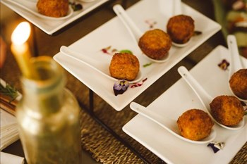 'Cooking with Lamb' - Risotto Balls Stuffed with Pulled Lamb | Blog Post