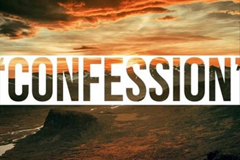 Confession Wednesday, one day this little boy will also have to confess | Blog Post