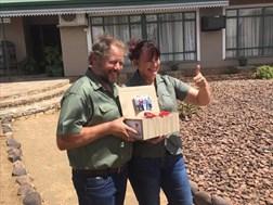 #Net'nDruppel: Droogtehulpskenkings gee moed aan Noord-Kaapse boere | News Article