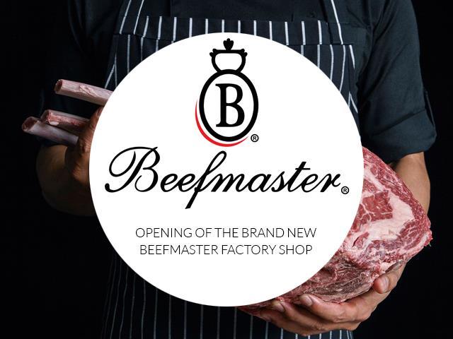 Beefmaster Factory Shop Opening