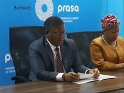 Placing PRASA under administration will get it back on track - Mbalula | News Article