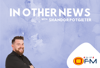 In other news...with Shandor Potgieter  | News Article