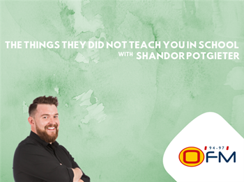 The things they didn't teach you in school... | Blog Post