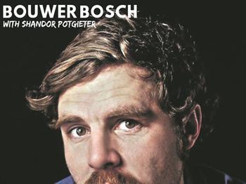 Bouwer Bosch on Shandor's Wild Weekend | Blog Post