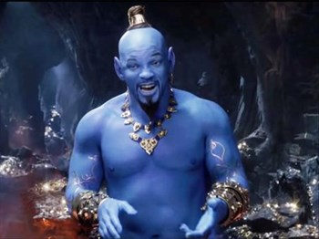 -TBB- People have been complaining about the new Aladdin trailer. What do you think? | Blog Post