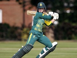 Steyn pleased to see Proteas women thrive in pressure situations  | News Article