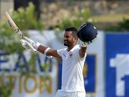 Karunaratne ticks the boxes as Sri Lanka take day 1 honours | News Article