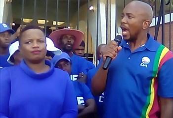 Maimane gives Ntombela solutions for FS Eskom bill crisis | News Article
