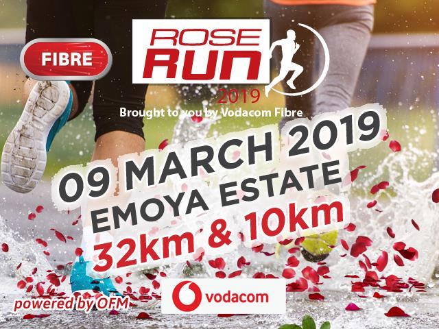 Vodacom Fibre Rose Run