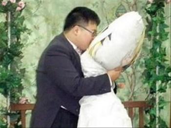 South Korean Man Married A Pillow...  | Blog Post