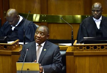 #SONA2019: Government to intensify efforts to deal with SA water crisis | News Article