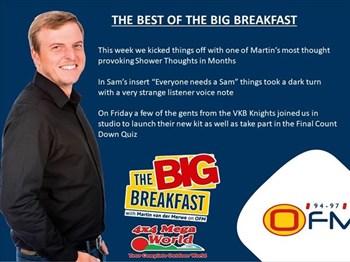 -TBB- The Best of The Big Breakfast 4-8 February  | Blog Post