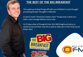 -TBB- The Best of The Big Breakfast 4-8 February  | News Article