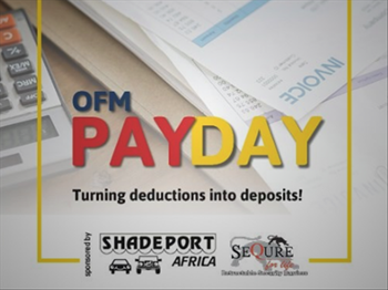 OFM PayDay with Shandor Potgieter | Blog Post